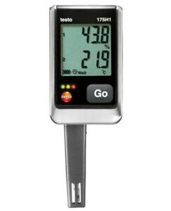 Testo 175 H1 2 channel Temperature humidity Data Logger With External Rh Sensor