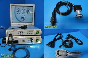 Smith Nephew Dyonics Vision 325z Endoscopy System W Ed 3 Camera Head 21980