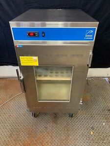 Pedigo P 2030 s Blanket Warmer With Rolling Casters Excellent