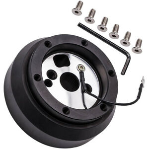 Steering Wheel Quick Release Adapter Hub For Chevrolet Dodge Gm Buick Chevy New
