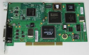 Symmetricom Bc637pci u Gps Synchronized Time And Frequency Processor Card