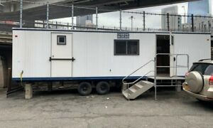 8 X 36 Mobile Office Trailer Model Ca836 used Excellent Shape