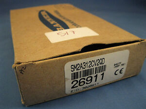 Banner Photoelectric Sensor Sm2a312cv2qd 26911 Mini beam New