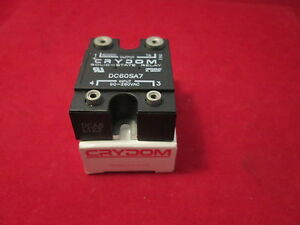 Crydom Solid State Relay Dc60sa7 New
