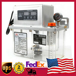 usa 4l Electric Automatic Lubrication Pump Machine Tool Be type Machine Top