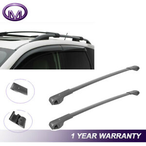 Crossbar Roof Rack For 14 19 Subaru Forester 12 19 Impreza 150ibs Load Max