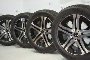 20 Mercedes Benz Gls Gls450 Gls550 Factory Oem Wheels Rims Tires Tpms 2020