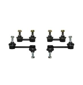 4 New Pc Front Rear Sway Bar Kit For Toyota Corolla Celica Chevrolet Geo Prizm