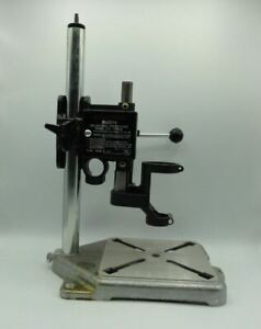 Dremel Multipro Deluxe Drill Press Stand Model 212 Type Ii
