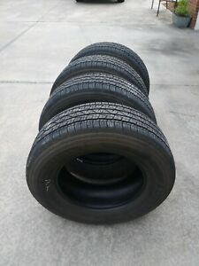 Truck Tires By Firestone Destination Le 2 265 70r17 Used 16500 Miles Set Of 4