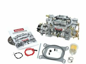 For 1964 Ford Galaxie 500 Carburetor Edelbrock 77267zj