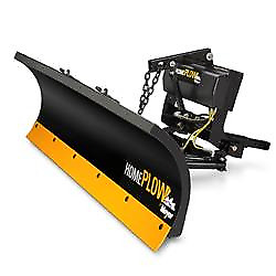 Meyer no Heavy Duty 6ft 8in Length 22in Height Full Hydraulic Power Home Plow