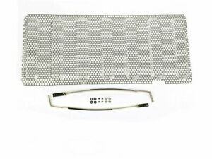 For 2007 2017 Jeep Wrangler Grille Insert Rugged Ridge 62611xh 2008 2009 2010