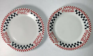 Coca-Cola Dinnerware By Gibson
