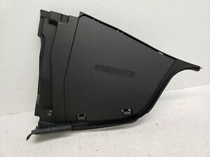 2011 2013 Infiniti M37 M56 Right Rh Side Battery Lid Cover Trim Panel Lot466 Oem