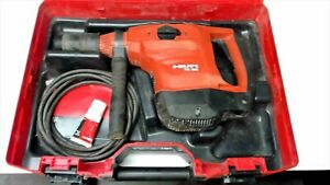 Hilti Te 60 Corded Electric Heavy Duty Rotary Hammer Concrete Pavement Drill