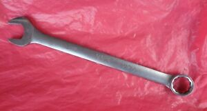 15 16 Napa Combination End Wrench Part Number Ndf 66 Made In Usa