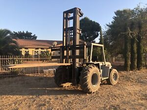 All Terrain 8000 30 Forklift