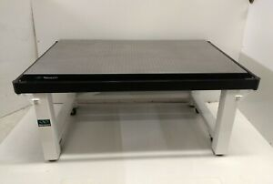 Tested Newport Optical Table Roll around Isolation Bench Breadboard