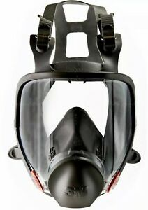 3m 6900 Full Face Respirator Reusable Size L In Stock Ships Fast