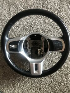 08 15 Mitsubishi Lancer Evo X Mr Evolution 10 Steering Wheel