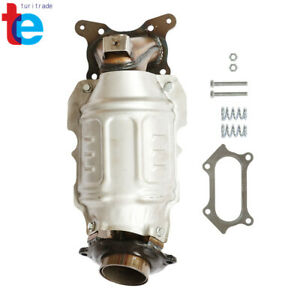 Exhaust Manifold Catalytic Converter For 2008 2012 Honda Accord 2 4l New