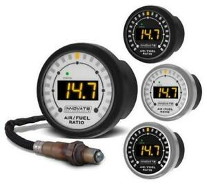 Innovate Motorsports Mtx L Wideband Air Fuel Ratio Gauge Kit W O2 Sensor 3918