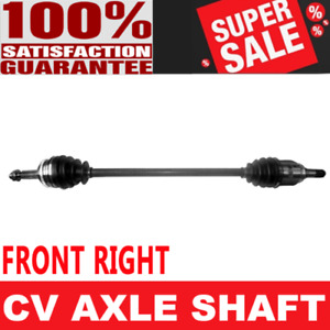 Front Right Cv Axle Shaft For Toyota Prius 04 09