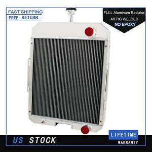396352r91 5 Row Radiator For Case Ih 666 686 706 756 2706 27565