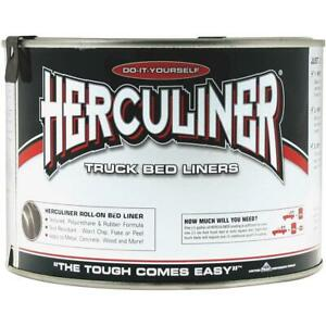 Peak Herculiner Qt Brush On Bed Liner Hcl1b7 1 Each
