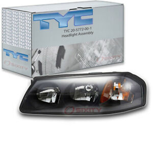 Tyc 20 5772 00 1 Headlight Assembly For General Motors 10349961 Be