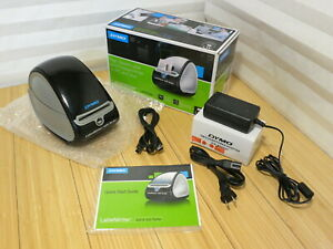 Dymo Labelwriter 450 Turbo Label Printer 1750283 In Nice Condition See Photos