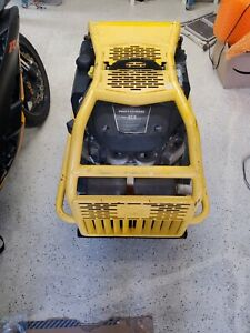 2015 Stanley Hp 8 Twin Portable Hydraulic Power Pack Briggs Stratton 27hp Gas
