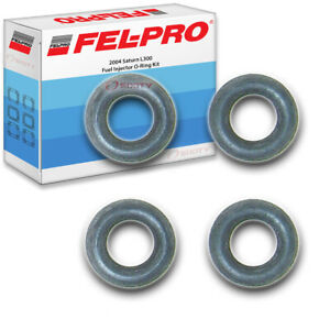 Fel Pro Fuel Injector O Ring Kit For 2004 Saturn L300 Felpro Service Kits Oe