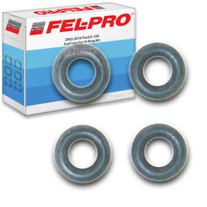 Fel Pro Fuel Injector O Ring Kit For 2003 2014 Ford E 150 Felpro Service Hy