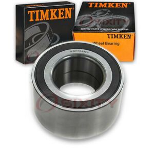 Timken Front Wheel Bearing For 2007 2012 Acura Rdx Left Right Driver Ri