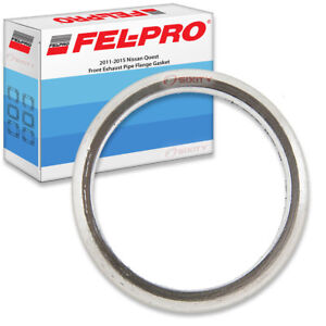 Fel Pro Front Exhaust Pipe Flange Gasket For 2011 2015 Nissan Quest Felpro Jo
