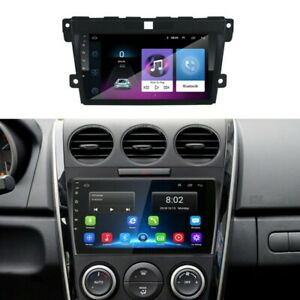 For 08 12 Mazda Cx 7 9 Touch Screen Android 9 1 Car Radio Stereo Gps W Canbus