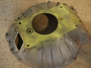 Chevrolet 3858403 Oem Aluminum Bell Housing Good Used