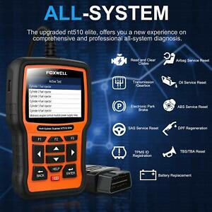 For Vag Obd2 Full System Diagnostic Tool Abs Srs Epb Tpms Dpf Oil Reset Scanner