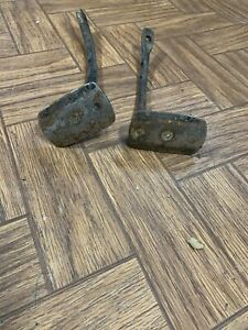 Vintage Chevy Oem Brake And Clutch Pedal