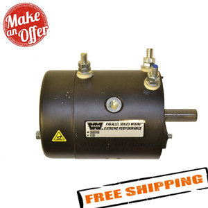 Warn Industries 900548 Replacement 12v Winch Motor For Vr8000 Tabor 9k 12k