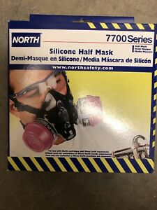 North By Honeywell 7700 30m Respirator Mask Large