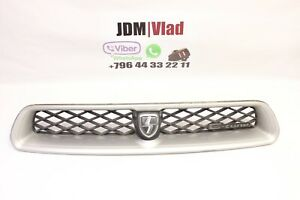 Jdm Subaru Legacy Bh5 Be5 Front Grill Grille Silver 792 E tune 1999 2000 2001