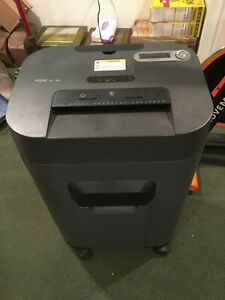 Royal Rl170 Mx Heavy Duty Paper Shredder Preowned 17 Sheet Capacity Cross Cut