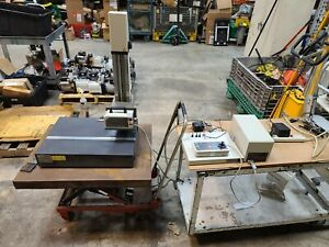 Mitutoyo Surftest Sv 600 Surface Roughness Measuring System Profilometer