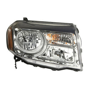 Right Headlight Assembly For 2012 2014 Honda Pilot 2013 Tyc 20 9223 00 9