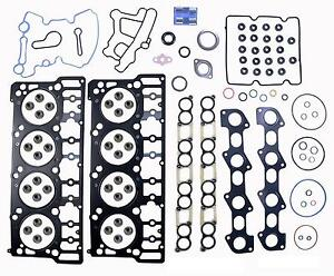 Head Gasket Set Ford Powerstroke 6 0l 32 valve Engine With 20mm Dowel Pins