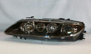 Headlight Fits 2006 2008 Mazda 6 Tyc