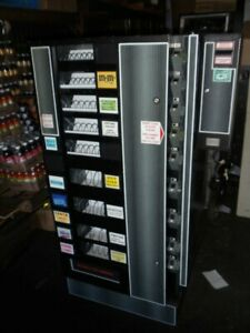 Refrigerated And Snack Vending Machine With Change Machine